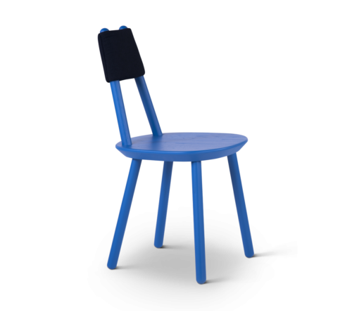 Naïve Chair, Blue-0