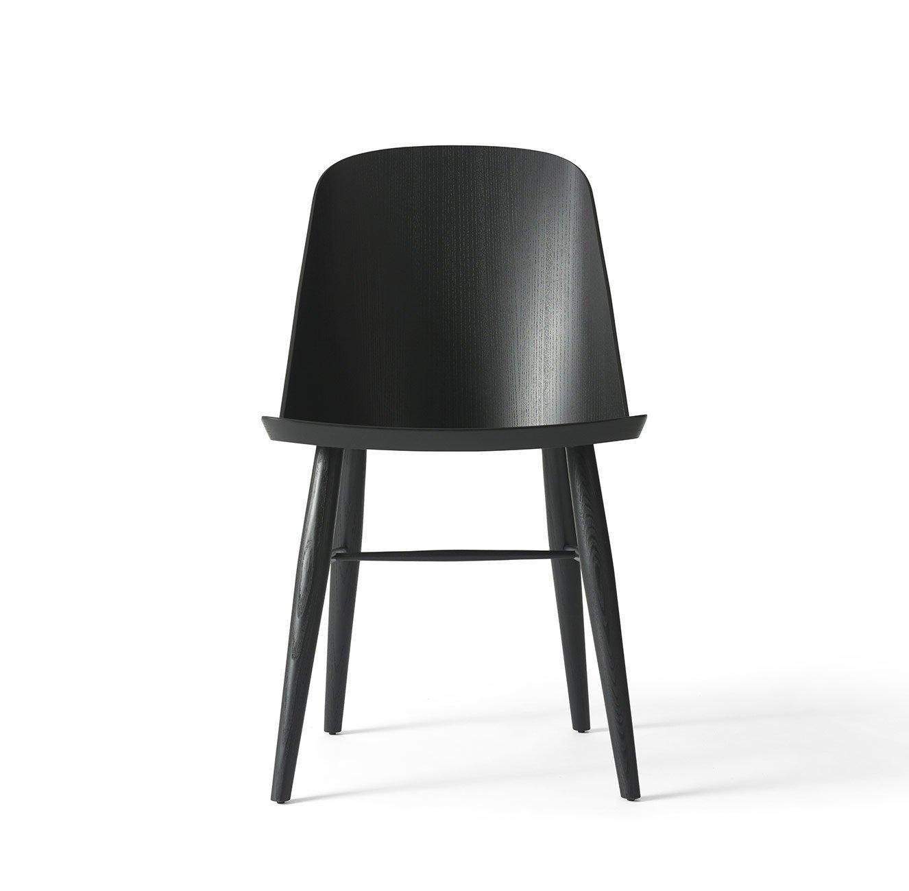 Synnes Dining Chair, Black Oak-29617