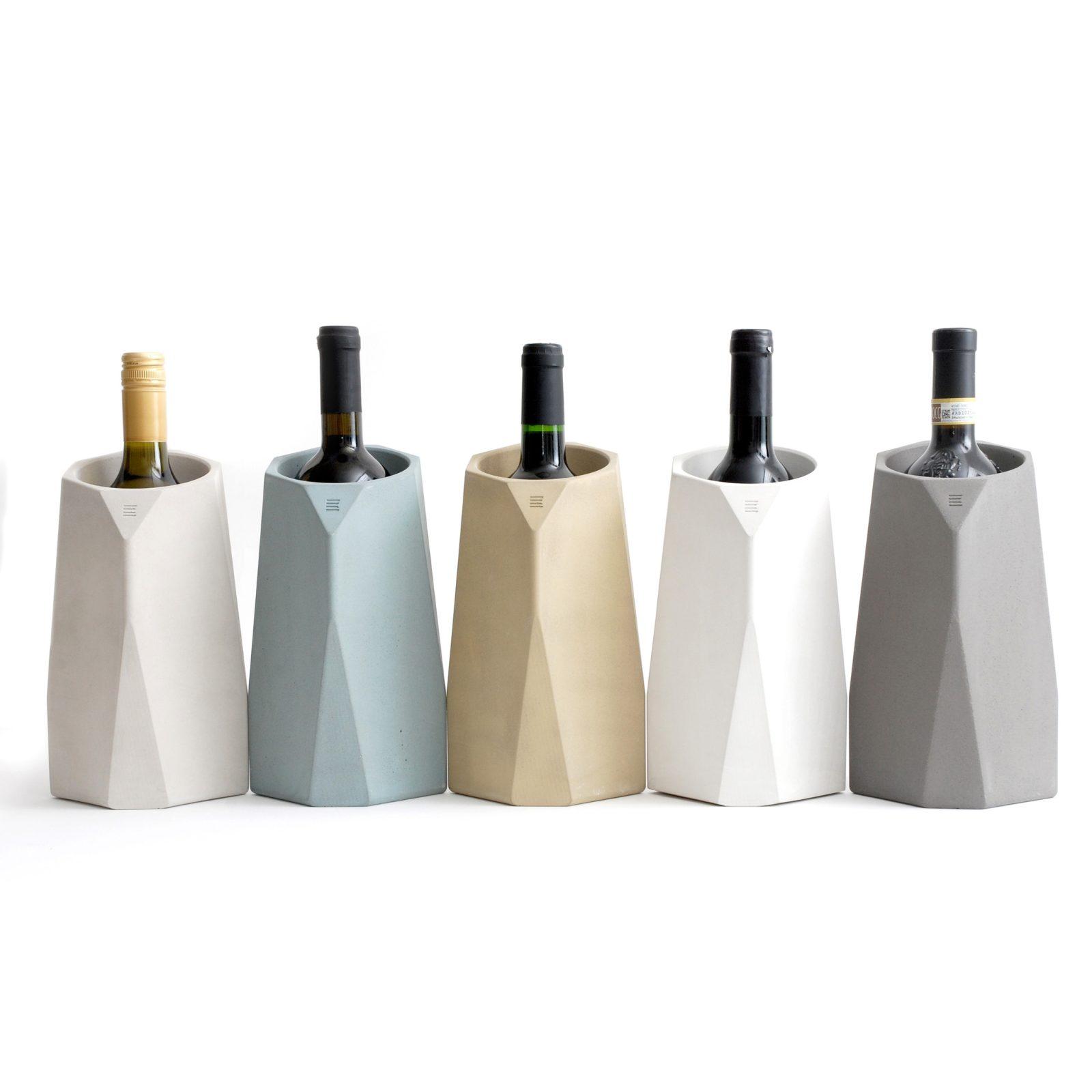 Corvi, Modular Concrete Wine Cooler – Set of 6-29798
