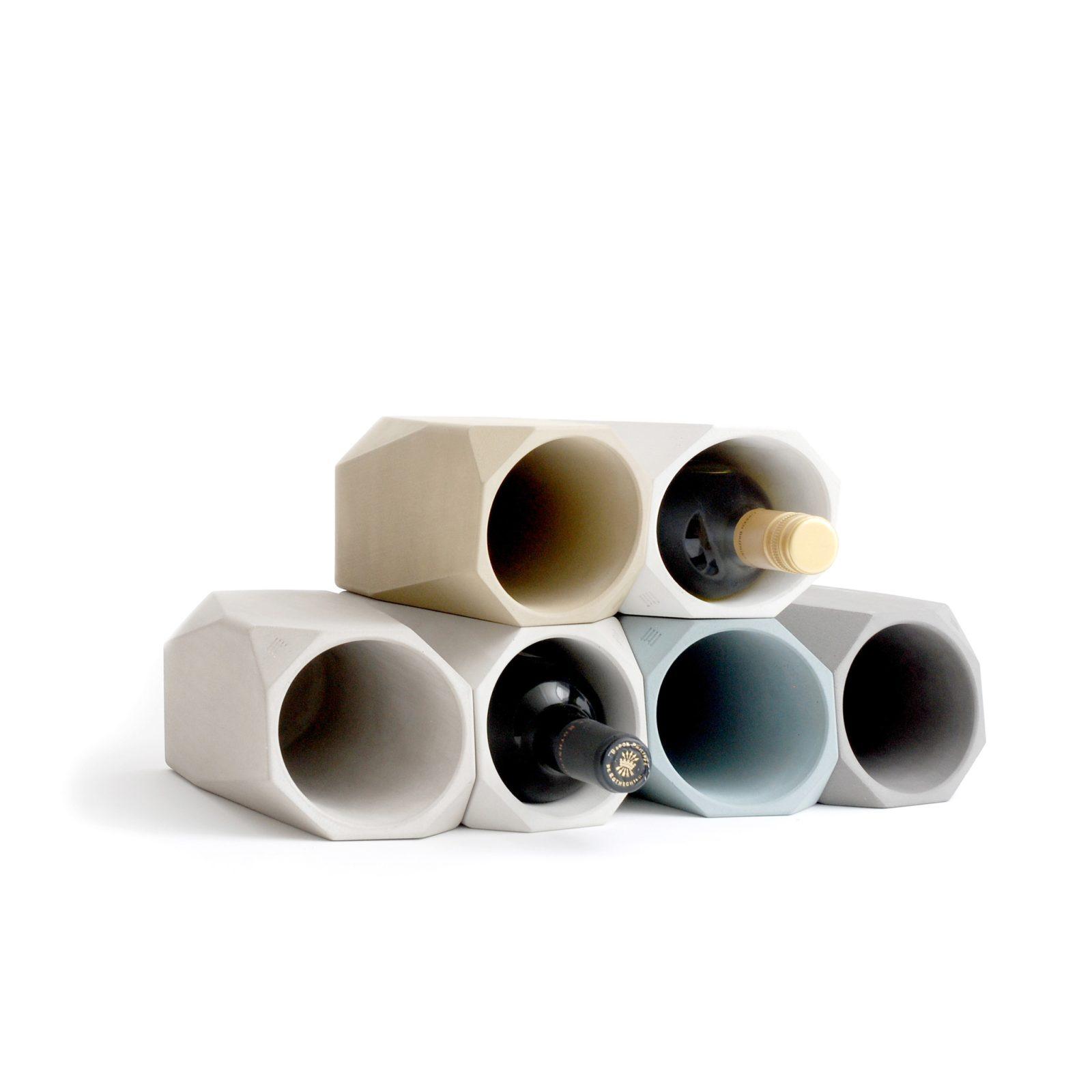 Corvi, Modular Concrete Wine Cooler-29791