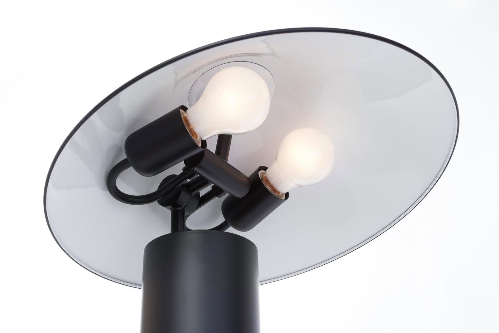 Damo Table Lamp, Black -30054