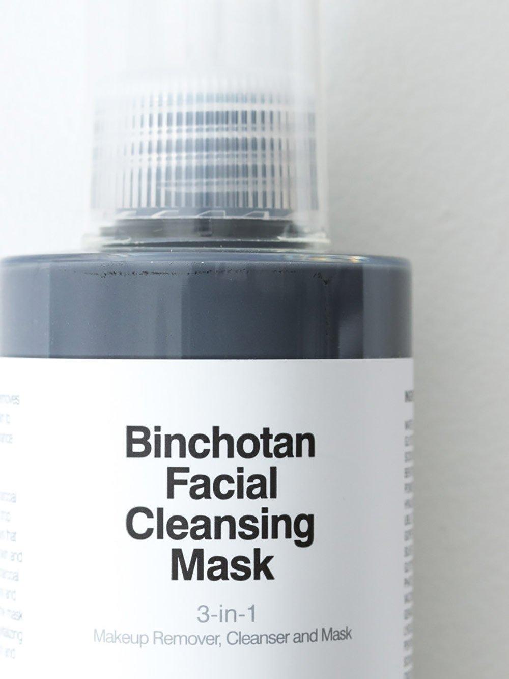 Binchotan Charcoal Cleansing Mask-30211