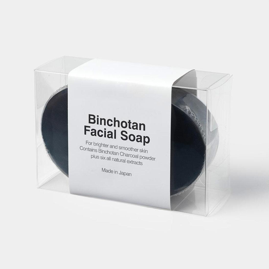 Binchotan Charcoal Facial Soap-30222