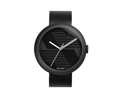 Hach Watch, Charcoal Black -0