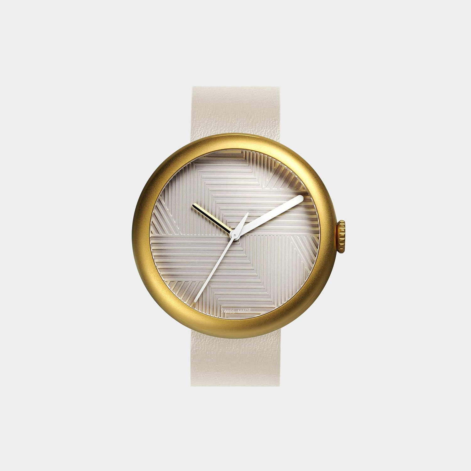 Hach Watch, Gold Nude-30548