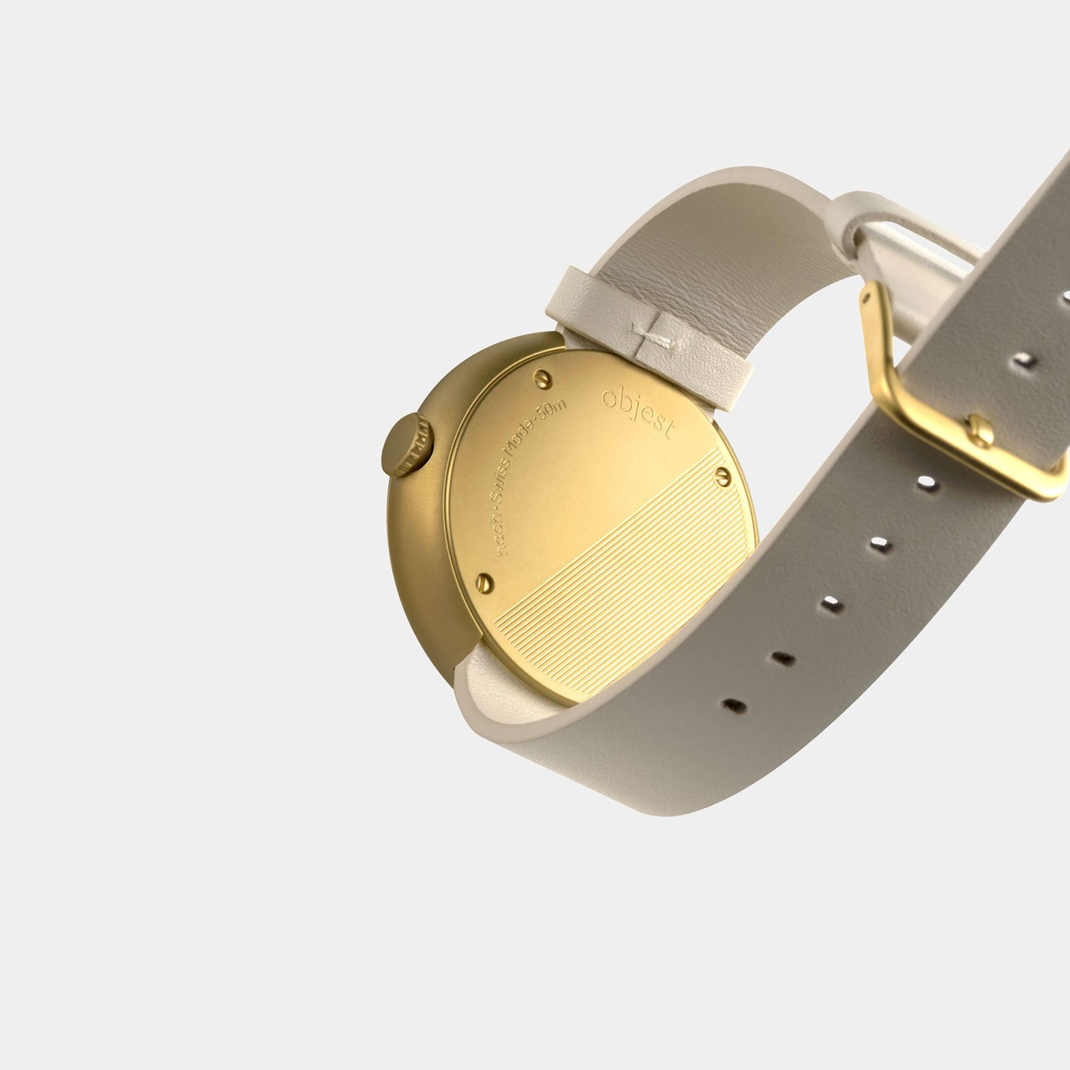 Hach Watch, Gold Nude-30550