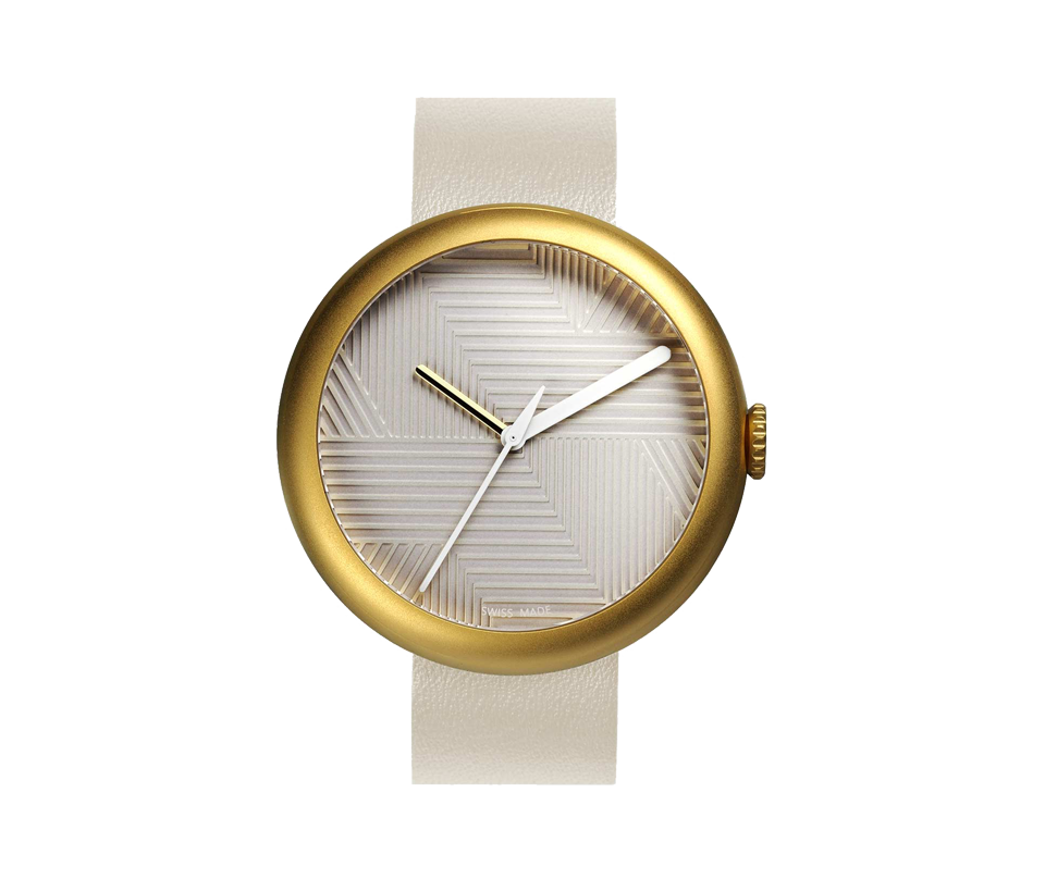 Hach Watch, Gold Nude-0