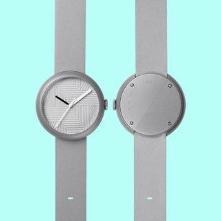 Hach Watch, Silver Grey -30556