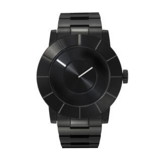 Issey Miyake TO Automatic Men's Black Watch, Steel-0