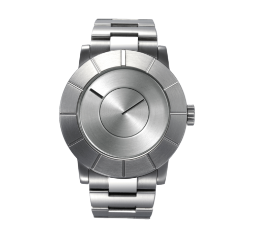 Issey Miyake TO Automatic Men's Silver Watch, Steel-0