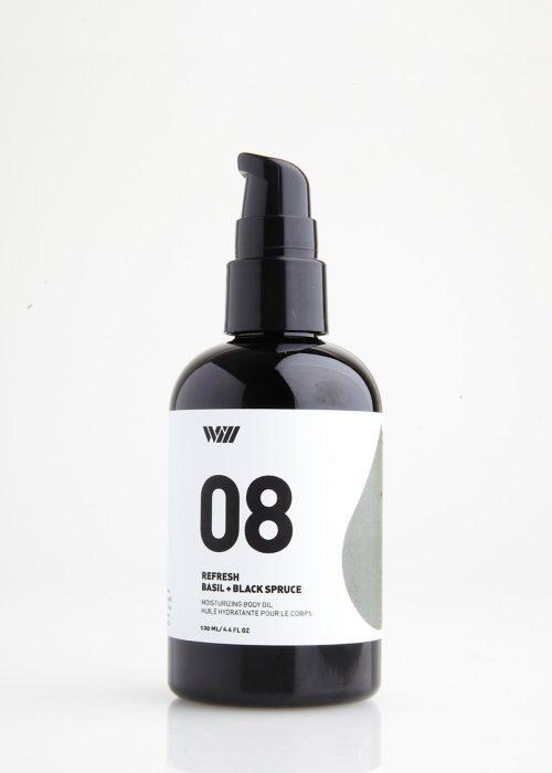 Refresh Moisturizing Body Oil-30943