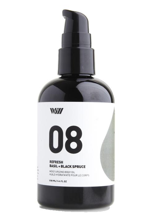 Refresh Moisturizing Body Oil-0