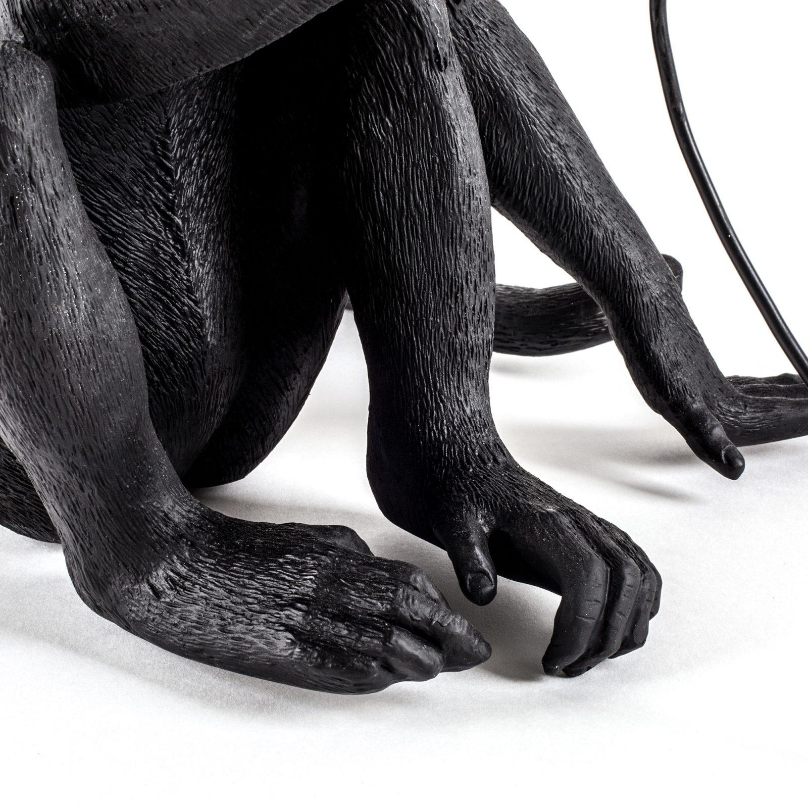 Seletti Outdoor Monkey Lamp, Sitting -31197