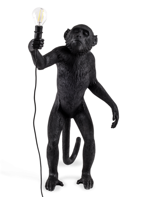Seletti Outdoor Monkey Lamp, Standing-0