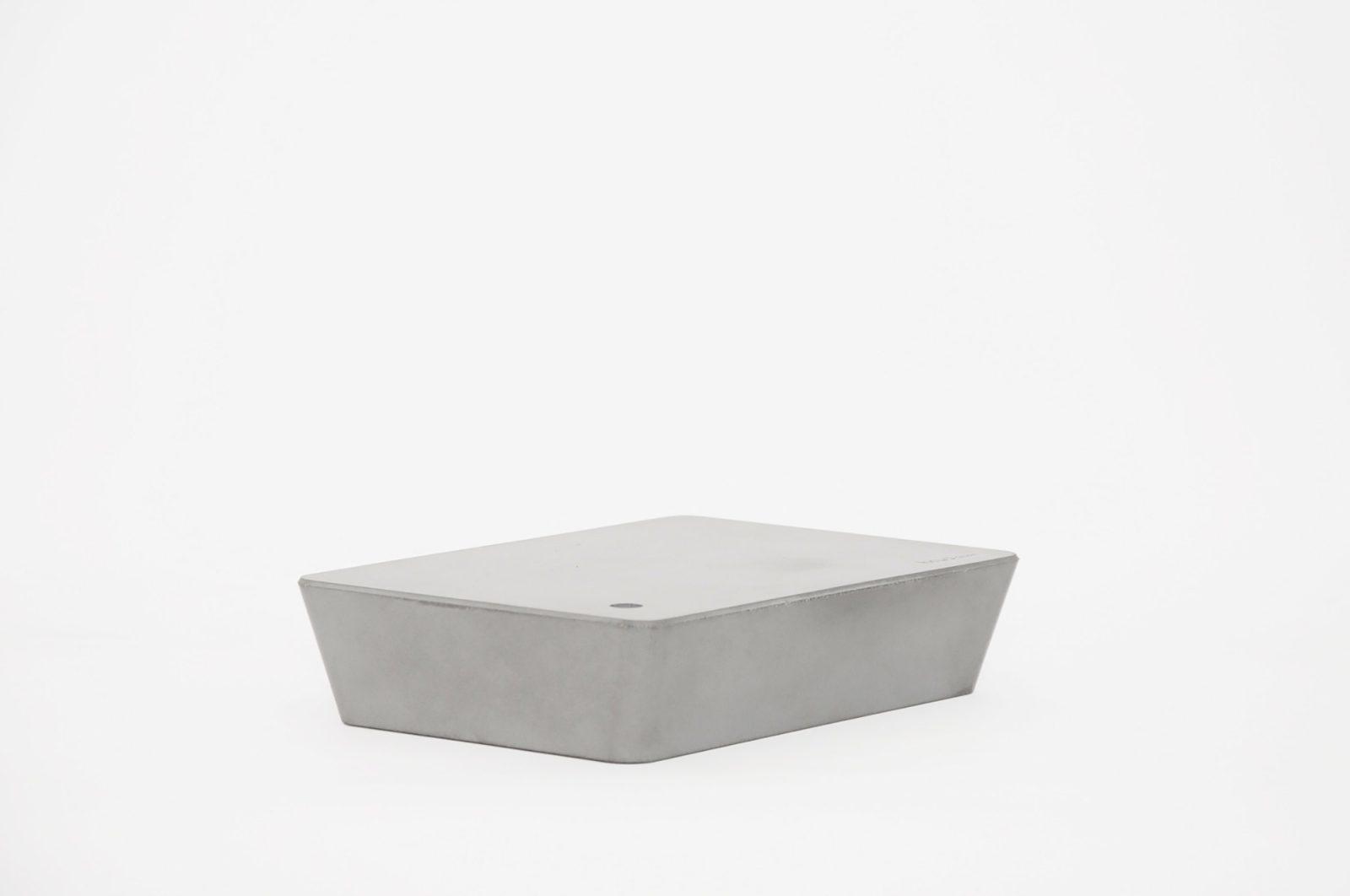 Concrete Brick Lamp – Original Dark Gray-31282