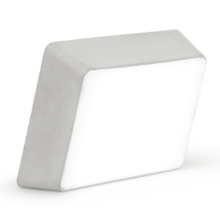 Concrete Brick Lamp – Original Light Gray-0