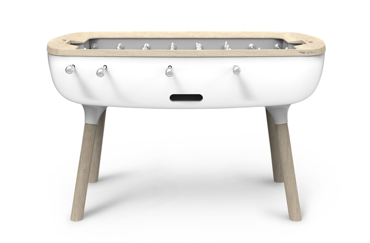 The Pure Foosball Table Gessato - How much does a foosball table cost