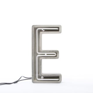 Alphacrete, Concrete Neon Light - E-32171