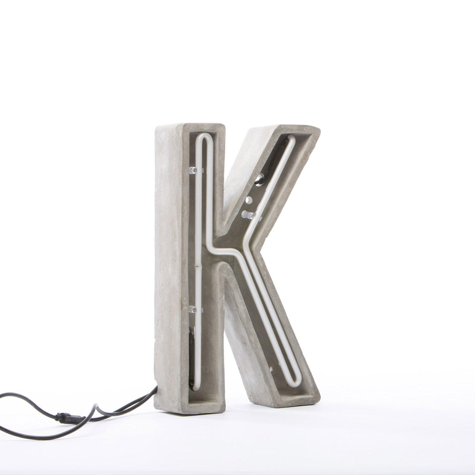 Alphacrete, Concrete Neon Light – K-32301