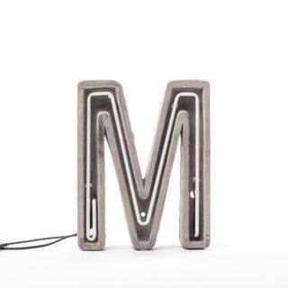 Alphacrete, Concrete Neon Light - M-32212
