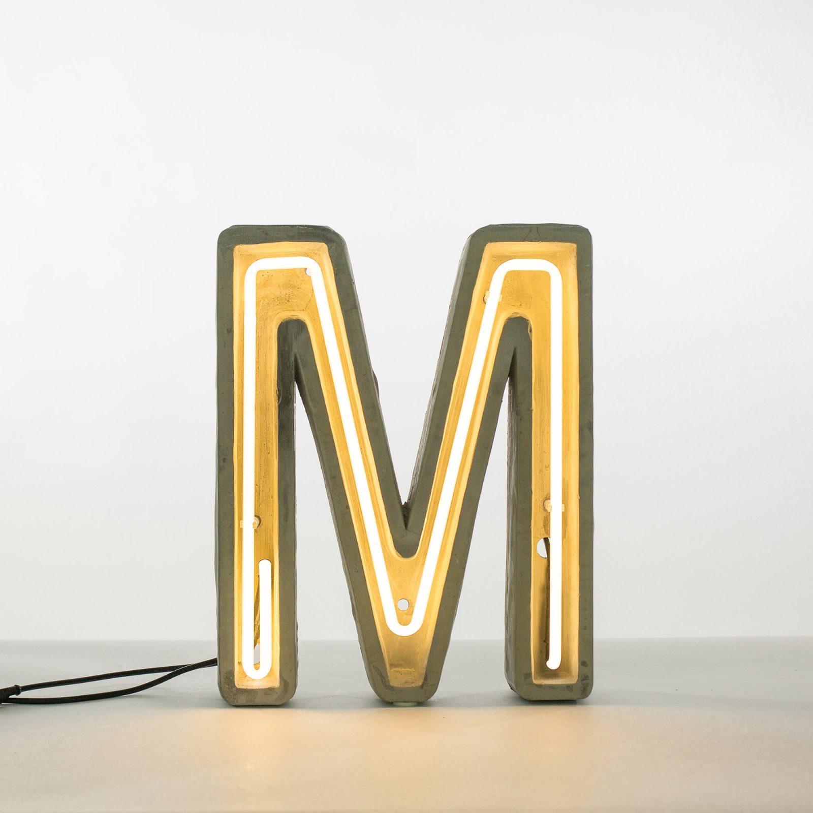 Alphacrete, Concrete Neon Light – M-32211