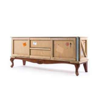 Export Como TV Cabinet with 2 Drawers-32107
