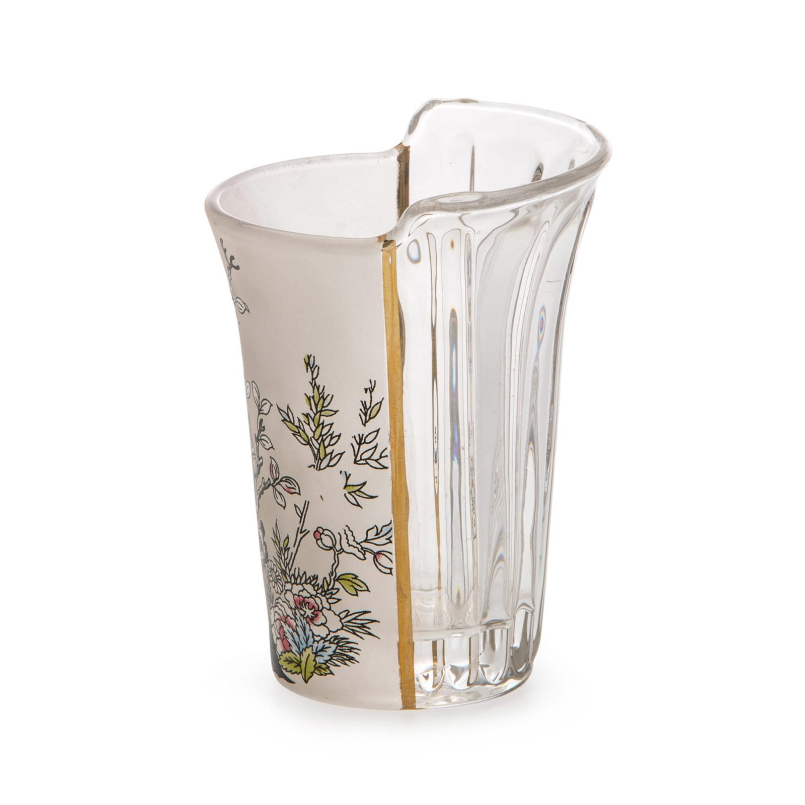 Seletti Hybrid Collection, Aglaura Drinking  Glasses – Set of 3-32394