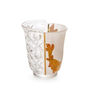 Seletti Hybrid Collection, Aglaura Drinking Glasses - Set of 3-32401