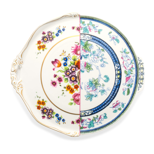 Seletti Hybrid Collection, Dorotea Tray-0