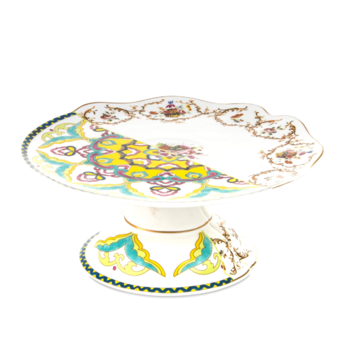 Seletti Hybrid Collection, Leandra Cake Stand-0
