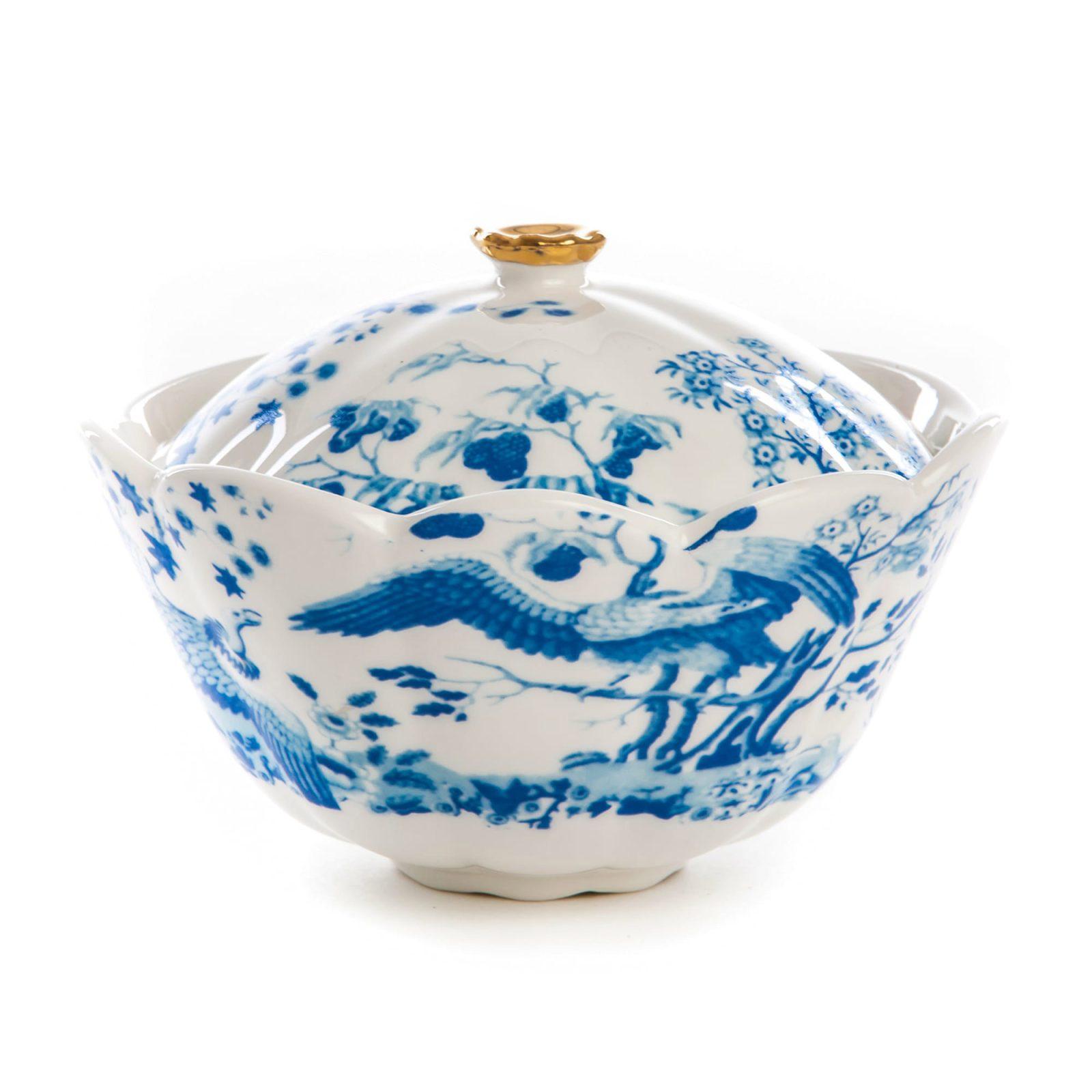 Seletti Hybrid Collection, Maurilia Sugar Bowl -32456