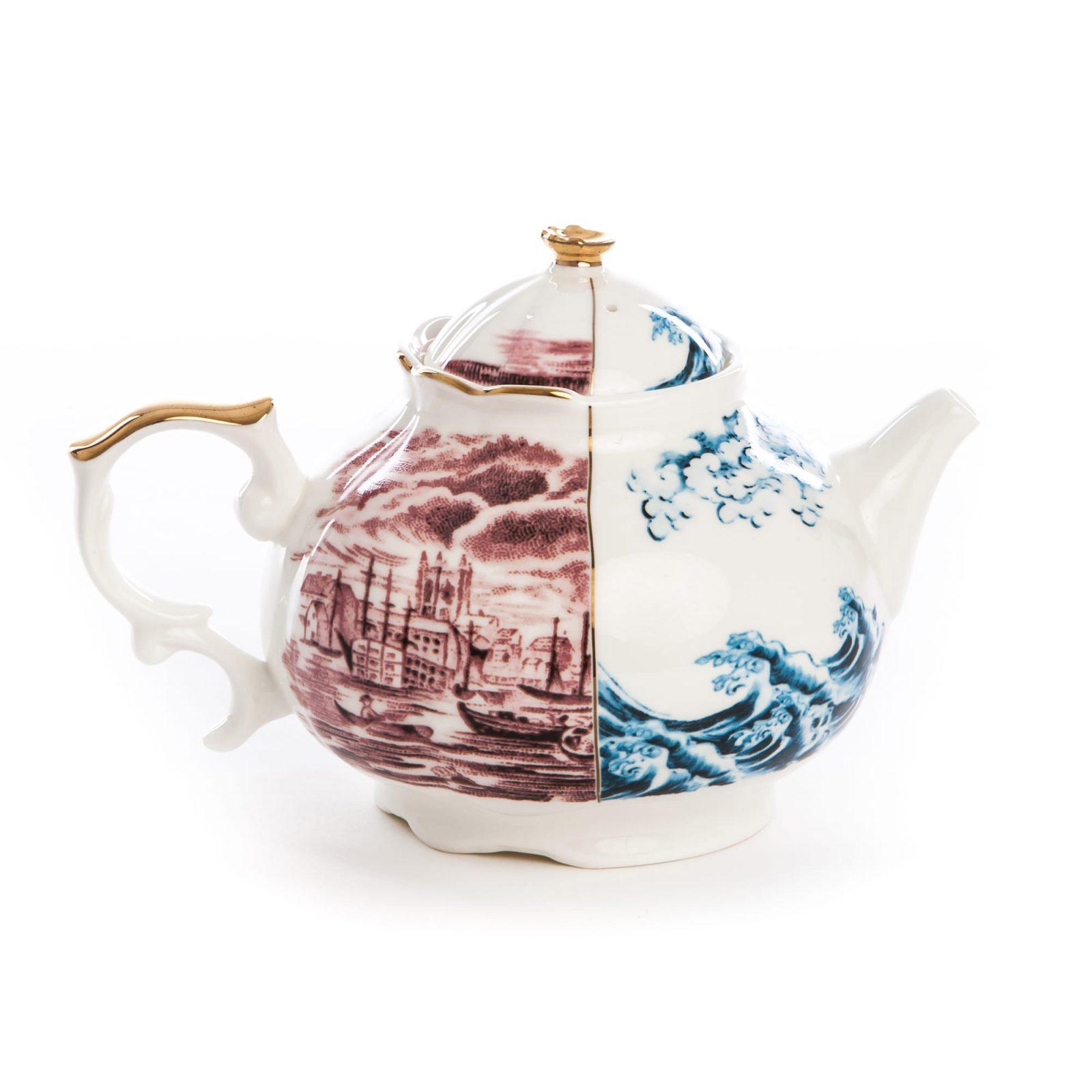 Seletti Hybrid Collection, Smeraldina Teapot-32469