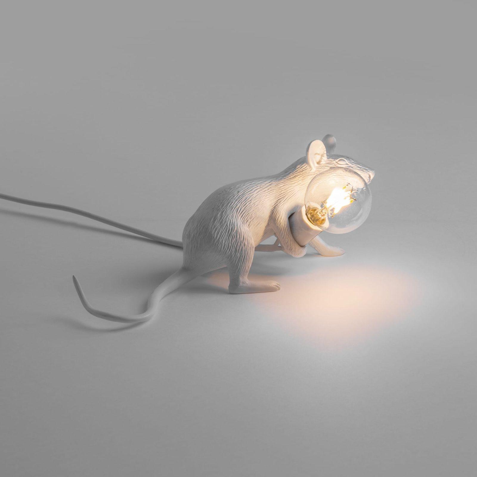 Mouse Lamp, Lie Down 32557