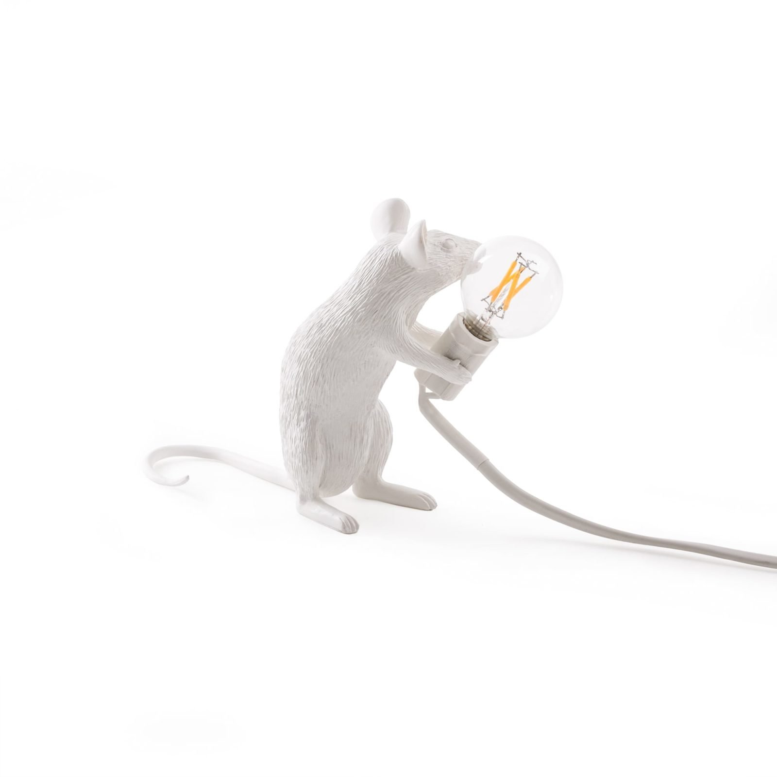 Mouse Lamp, Sitting -32539