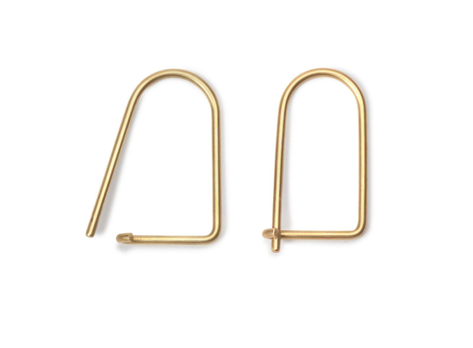 Wilson Keyring – Brass-32618