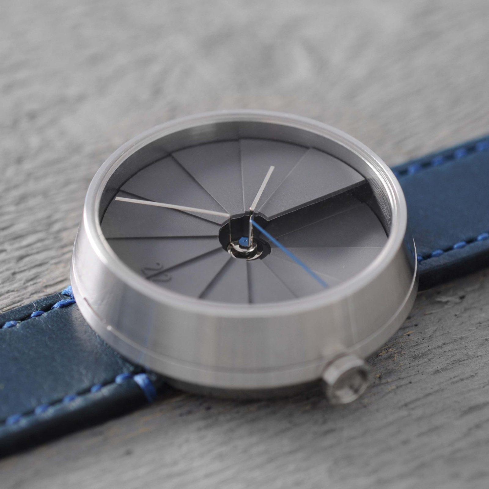 4th Dimension Concrete Wrist Watch, Harbour Edition-32707