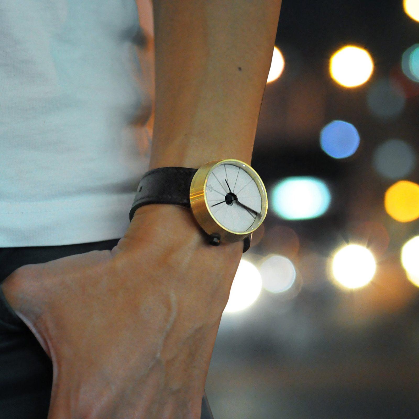 4th Dimension Concrete Wrist Watch, Jazz Edition-32701