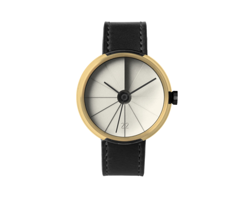 4th Dimension Concrete Wrist Watch, Jazz Edition-0