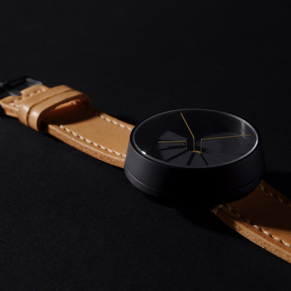 4th Dimension Concrete Wrist Watch, Midnight Edition-32715