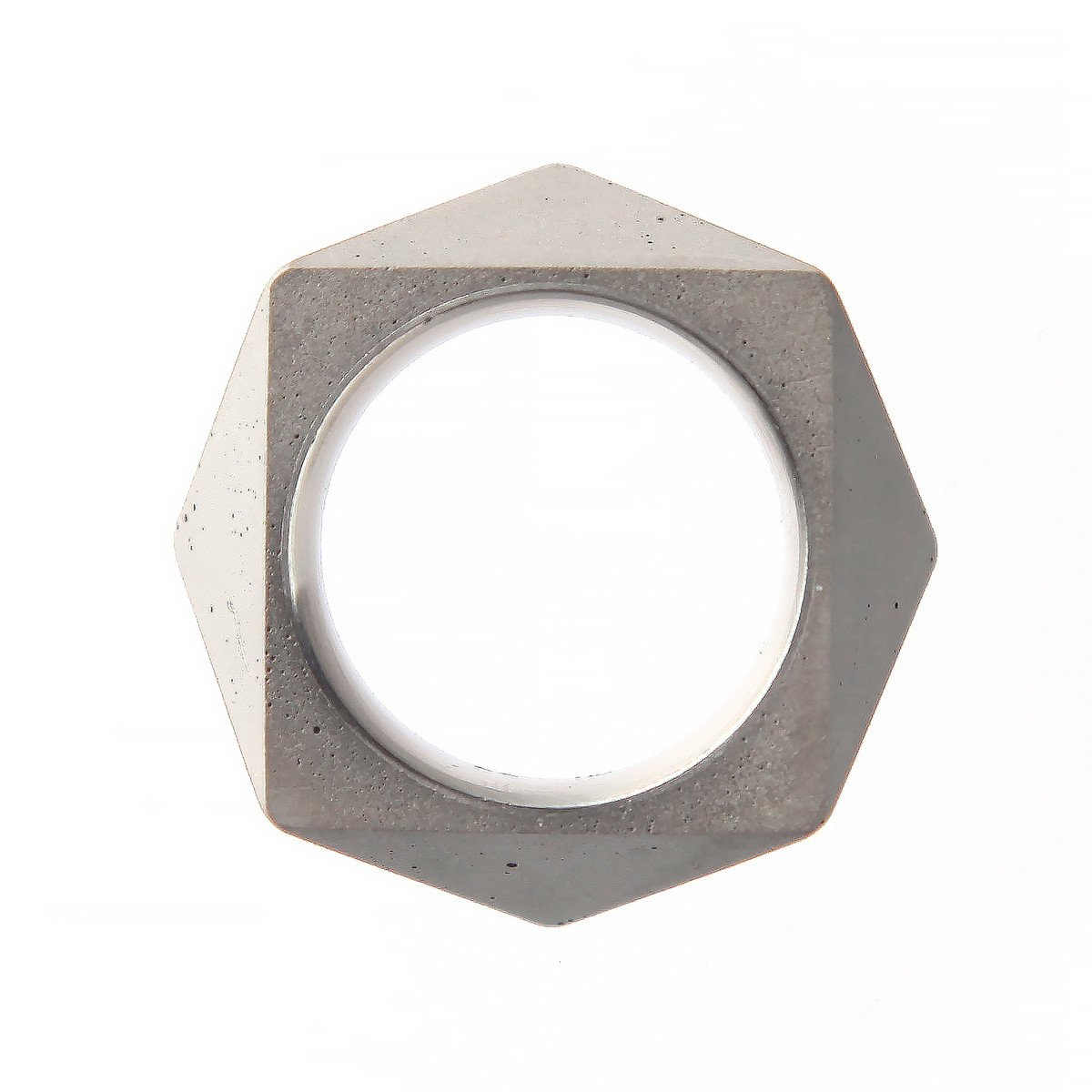 Polygon Concrete Ring -33562