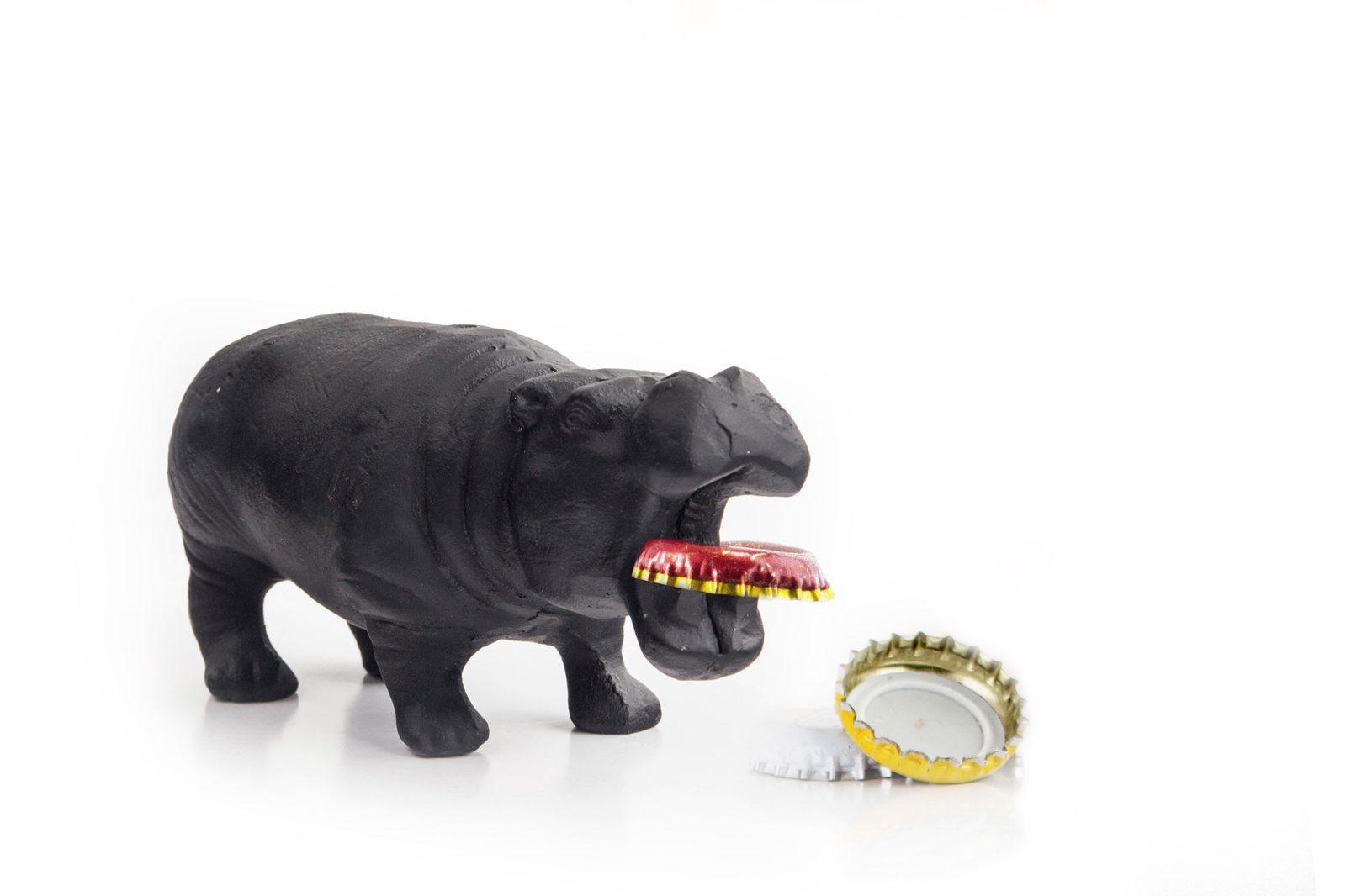 Hippo Bottle Opener-33953