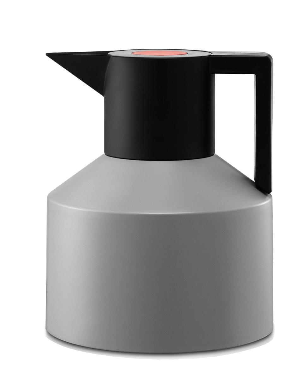 Geo Vacuum Jug, Grey-0