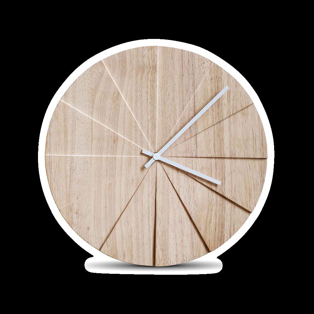 Scope Clock, Natural-0