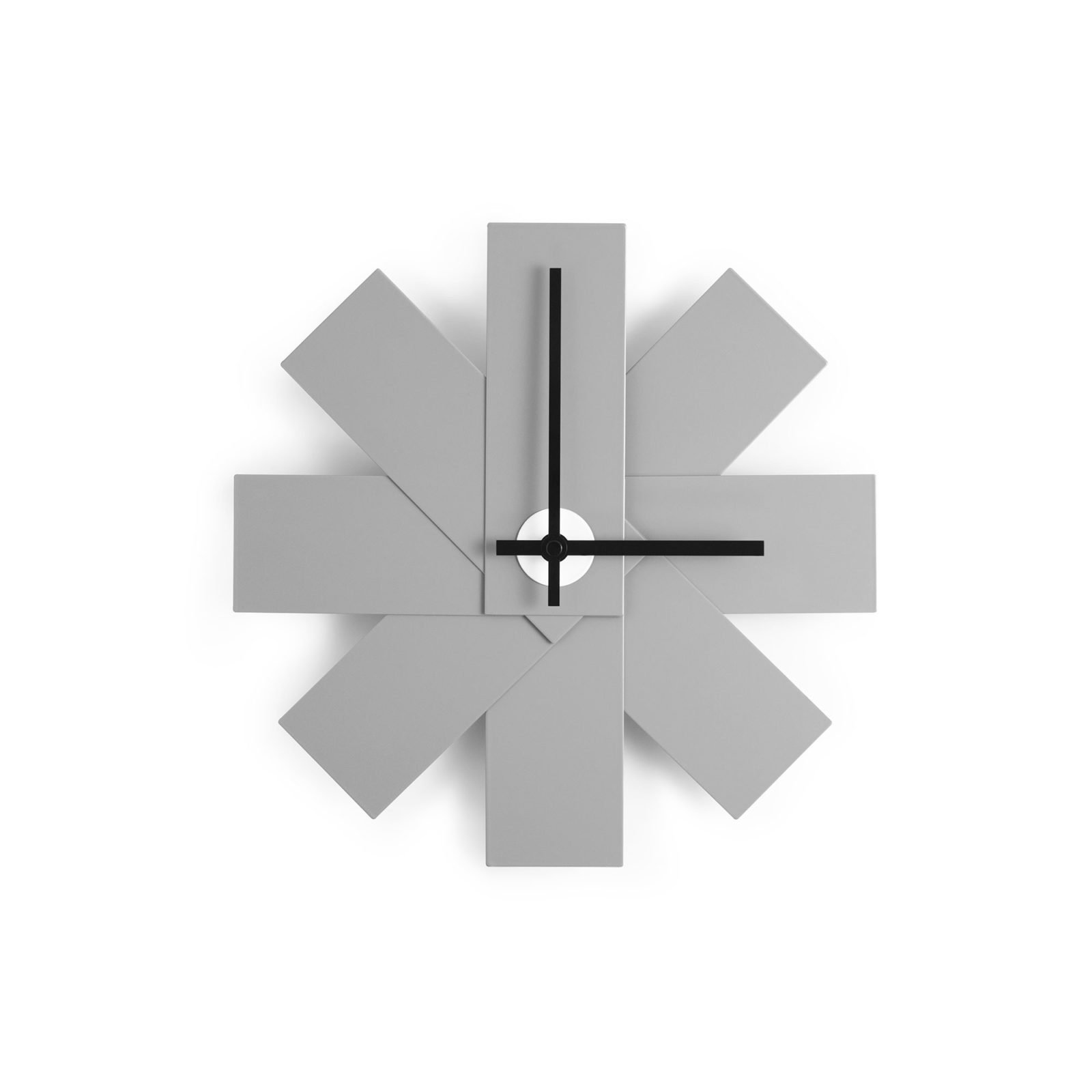 Watch Me Wall Clock, Grey-34187