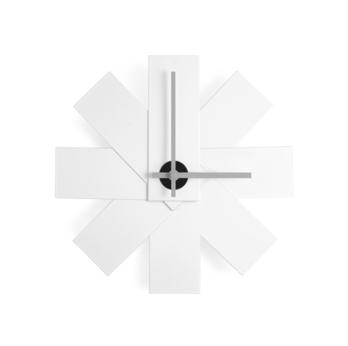 Watch Me Wall Clock, White-0