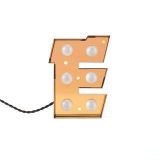 Caractère Alphabet Lights, E-34478