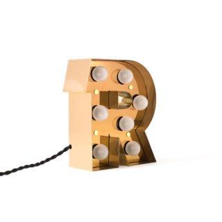 Caractère Alphabet Lights, R-34561
