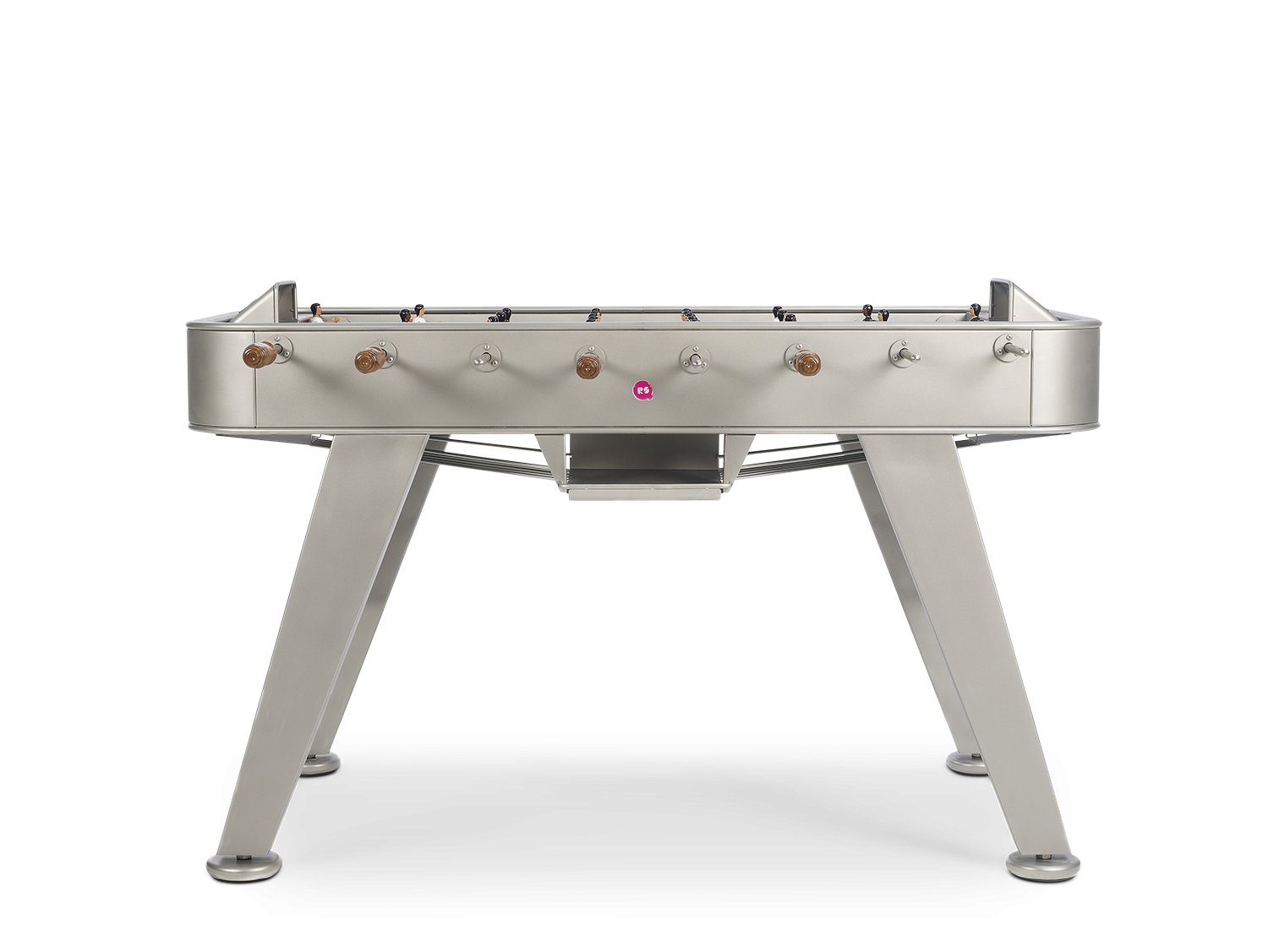 RS#2 Outdoor Football Table, Stainless Steel -0