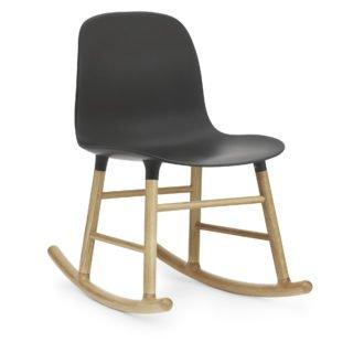 Form Rocking Chair, Black-34951