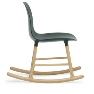 Form Rocking Chair, Green-34985